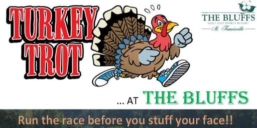 Turkey Trot at The Bluffs