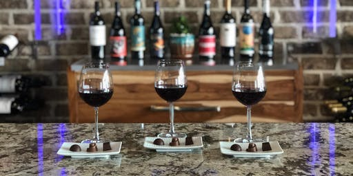 The Perfect Pairing - Wine and Chocolate