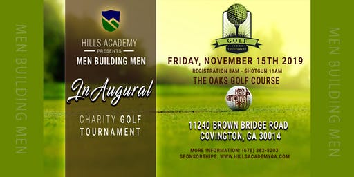 Men Building Men Golf Classic