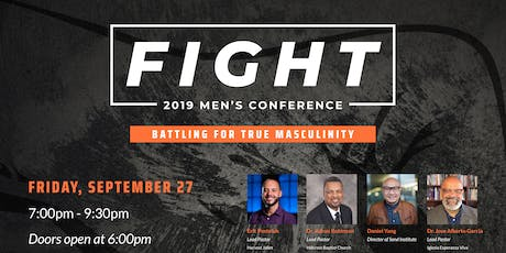 Fight! Battling for True Masculinity tickets