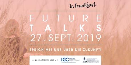FUTURETALKS Frankfurt Tickets