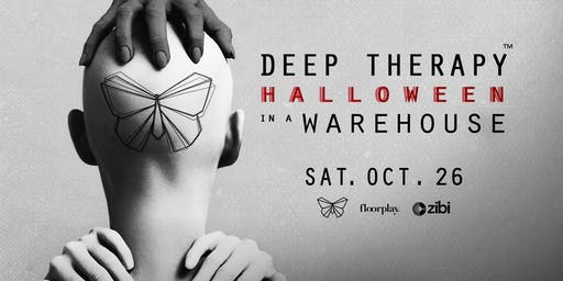 Deep Therapy : Halloween in a Warehouse