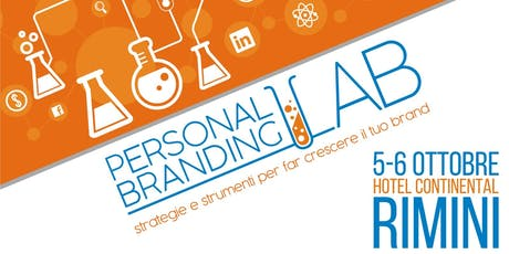 Personal Branding Lab  biglietti