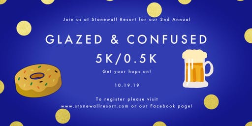 2nd Annual Glazed & Confused 5k/0.5k