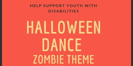 Halloween Dance (Zombie Theme) tickets