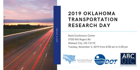 2019 Oklahoma Transportation Research Day tickets