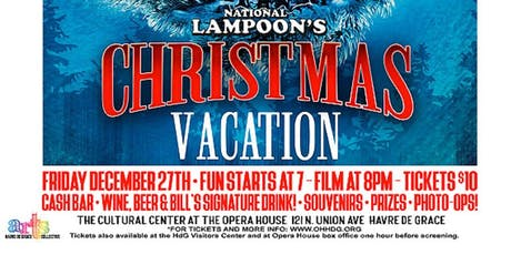 NATIONAL LAMPOON'S Christmas Vacation (Mayor's Pick) tickets