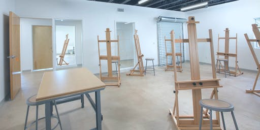 Art Space | Co-Working Art Studios