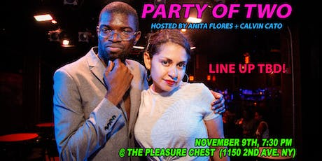 Party of Two: November Edition tickets