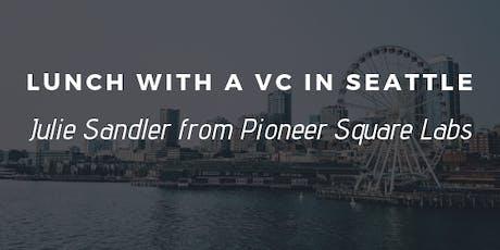 Meet a VC - Seattle - September 2019 tickets