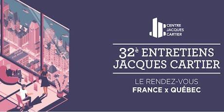 Industrie 4.0  - Regards croisés France Québec #EJC2019 billets