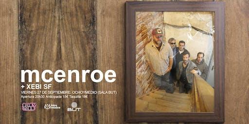 MCENROE en Madrid (Ochoymedio)