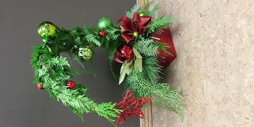 Grinch Tree Workshop - Saturday Dec 14