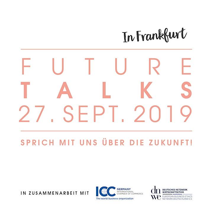 FUTURETALKS Frankfurt: Bild