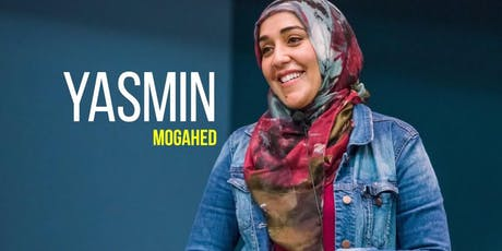 BERLIN: I Suffered, I Learned, I Changed with Ustadha Yasmin Mogahed (USA) tickets