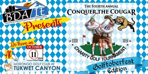 BDA/IE 4th Annual Charity Golf Tournament: Golf-Toberfest Edition