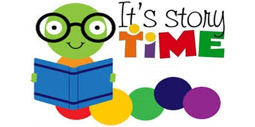 Pike Library's Second Saturday Storytime