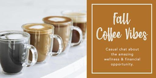 Fall Coffee Vibes