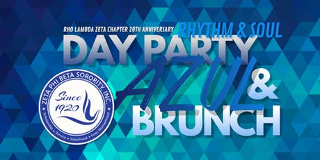 AZUL: Day Party & Brunch tickets