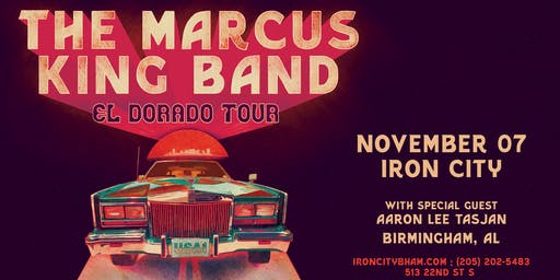 The Marcus King Band – El Dorado Tour