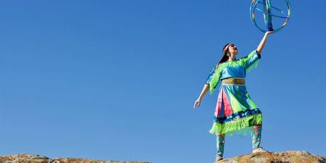 Hoop Dance with Sandra Lamouche tickets