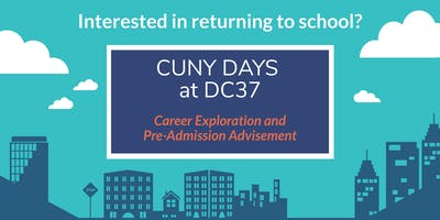 CUNY Days at DC37