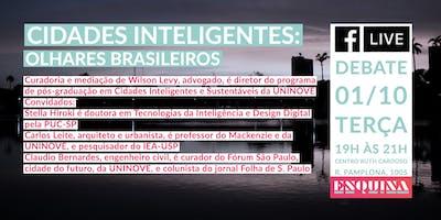 Cidades Inteligentes: Olhares Brasileiros