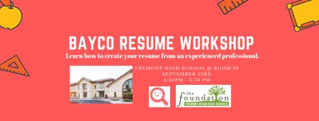 BAYCO Resume Workshop