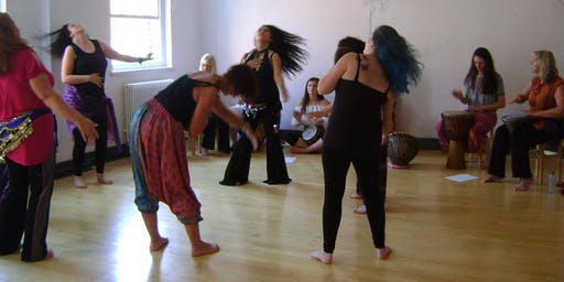 Drum and Dance Workshop
