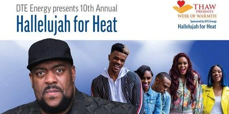 DTE Presents 10th Annual Hallelujah For Heat to benefit THAW tickets