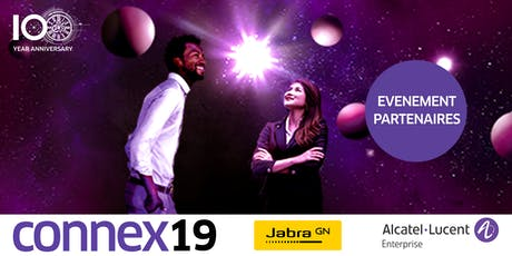 CONNEX19 | AFRIQUE FRANCOPHONE | ALCATEL-LUCENT ENTERPRISE  tickets