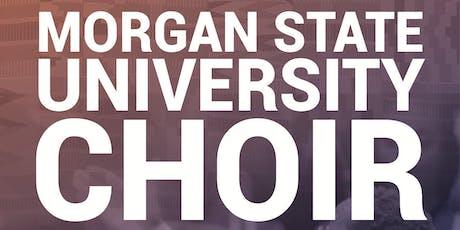 Morgan State University Choir Concert tickets