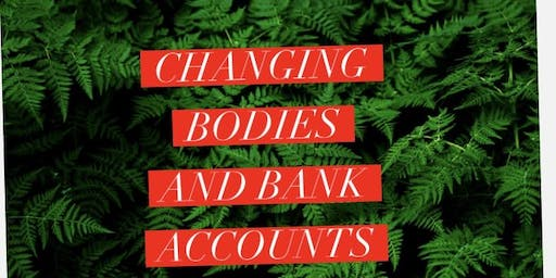 Holiday Makeover -Bods and Bank Accounts