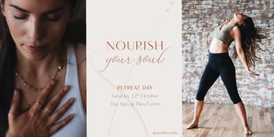 Nourish Your Soul // Yoga and Shake Your Soul Retreat Day with Sally Fazeli
