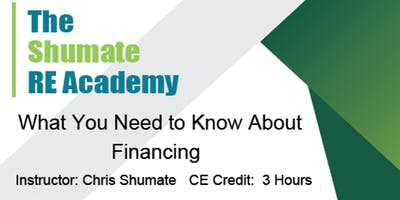 Free CE Course: What You Need to Know About Financing