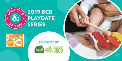 FREE BCB Playdate with Gymboree Presented by Seventh Generation! (Denver, CO)