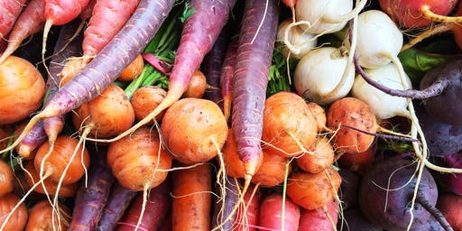 Cooking Healthy on a Budget: Carrots & Roots