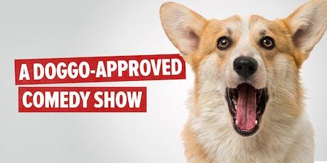 Last Call Comedy Show: Dog-Friendly Venue tickets