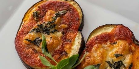 Vegetarian Italian Classics - Cooking Class tickets