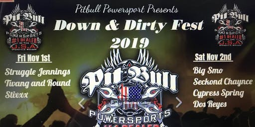 Down and Dirty festival