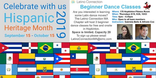 Latino Connection Dance Classes