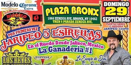 SUPER JARIPEO EN EL BRONX tickets