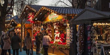 Single-Wanderung Schloß Karlsruhe mit Weihnachtsmarkt (50+) Tickets