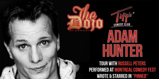 Special Night of Comedy with Adam Hunter