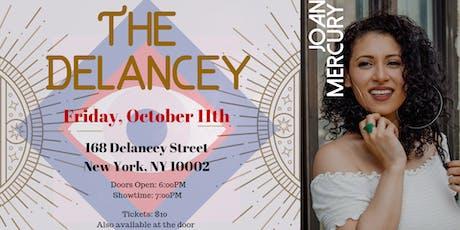 Joan Mercury: Mercury Rising Anniversary Show  tickets