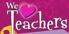 JBF KATY Presale pass for teachers