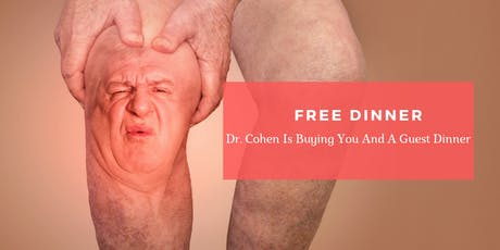 Regenerate Your Body | FREE Dinner Event with Dr. Michael Cohen tickets