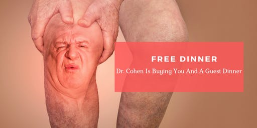 Regenerate Your Body | FREE Dinner Event with Dr. Michael Cohen