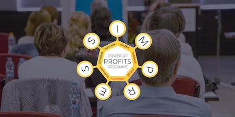 Power-Up PROFITS Business Training & Coaching Programme tickets
