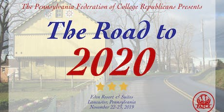Pennsylvania Federation of College Republicans Fall Conference tickets